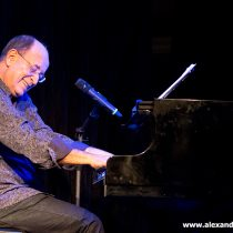 Antonio Adolfo performing at Miranda, Rio, Brazil - 2013
