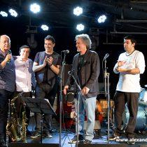 Antonio Adolfo and group at Miranda, Rio, Brazil